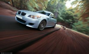 BMW M5 E60 - fast-ass car by dejz0r