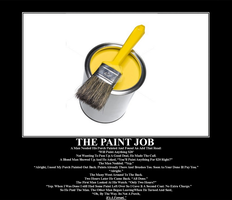 The Paint Job by Michael-Taylor1134