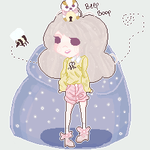 [practice] bee and puppycat by Balletsu