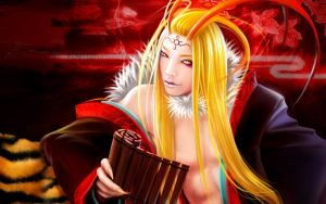 Sun wukong by Ginger-J