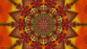 Mandala Mayhem 9 by Don64738
