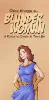 Blunder Woman Bookmark by TimBeeler