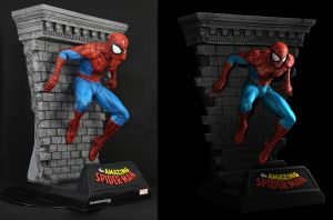 The Amazing Spiderman by mufizal