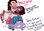 Tiny Car Amethyst by Papayawhipped