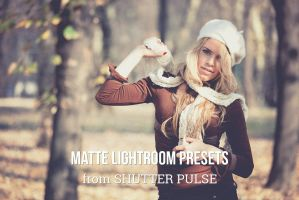 Matte Lightroom Presets by shutterpulse