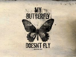 My Butterfly Doesn't Fly by Ammersot
