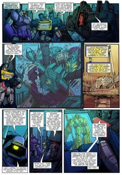 The Transformers - Trannis - page 17 by Tf-SeedsOfDeception