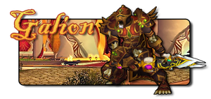 WoW Forum Sign - Galion by Lil-James