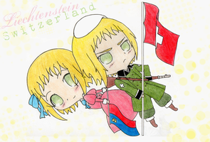 APH: Liechtenstein 'n' Vash by mary-cullen