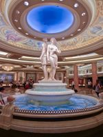 Caesars Palace Entrance Hall by cyberfish128