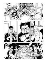 Dylan Dog Tryout01 by ManuelaSoriani