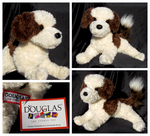 Douglas Medium Floppy Dogs - Rocky Labradoodle by The-Toy-Chest