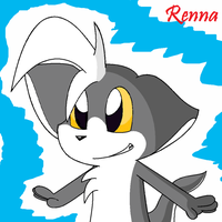 AAH...Its Renna O.O by BreakingCloud