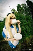 Alice in wonderland by YuukiCosplayer