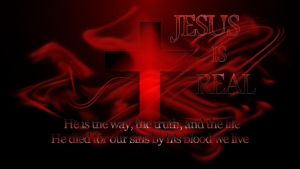Jesus is Real by Christsaves