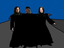 Septimus,Lucius and Severus by Lucius007