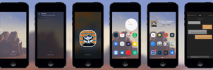 Deserted - iOS7 by ExtinctSoul