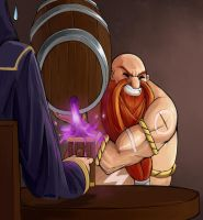 Meeting Gragas by Metalbolic