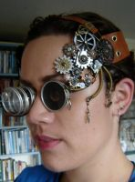 Steampunk Spectacles by SteampunkTigerlily