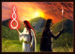 The Last Arm'maenor by Dianae