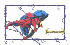 Spiderman Up Final by stanmx