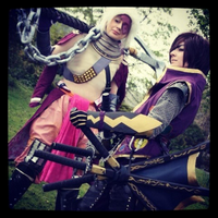 +Basara: Pirate and Dragon+ by LauzyJayne