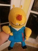 Grim Fandango - Glottis Plush by jameson9101322
