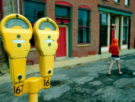 Little Yellow Meter by JohnKyo