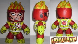 Firestorm Mighty Mugg by Calcifer-Boheme