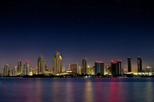 San Diego Blackout by deviantARTISTRY