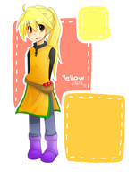 Yellow by yassui