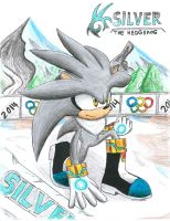 Silver at 2014 winter olympics by silversonic2000