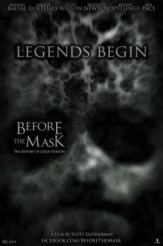 Before The Mask: The Return of Leslie Vernon by fauxster