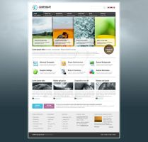 Corporate Easy - Ready in 5 minutes by ait-themes