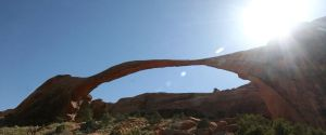 Landscape Arch by FSGPhotography