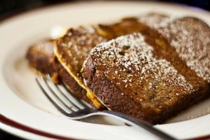 Banana Bread French Toast by TRE2Photo-n-Design