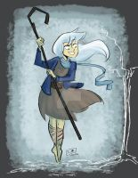 Jane Frost by animegirl43