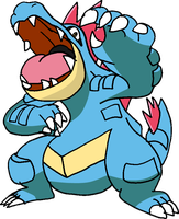 160 - Feraligatr by Tails19950