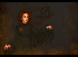 Mockingjay by 7Lisa