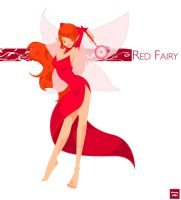A red fairy by lsyw