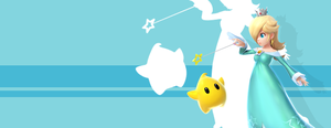 Rosalina facebook cover by ZnkHucast