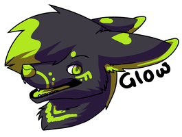 Glow badge by AcidPaw