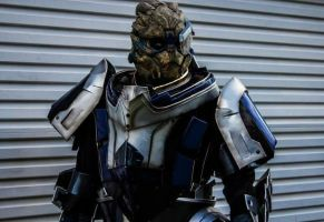 Garrus by pink-fishy