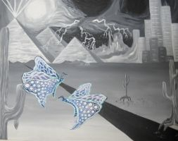 The Butterflies by Nimily