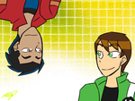 GR and BEN10 Again by Xing-2-Lee