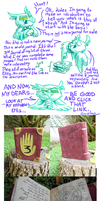 Gravity falls Lot of replicas UPDATE:18 new pages! by Onislogo