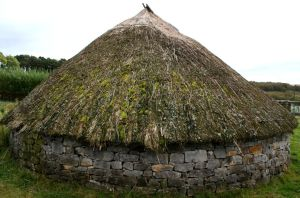 Stock - Iron Age Roundhouse 3 by OghamMoon