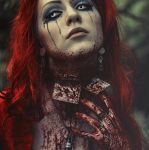Queen of the hearts_alternative zombie story_2 by AngeliqueDeSange