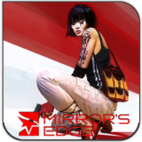 Mirrors Edge icon by HarryBana