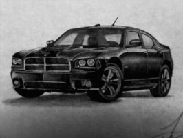 08 Dodge Charger by DirtyD41